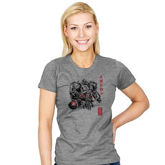 Emperor of Destruction - Womens - T-Shirts - RIPT Apparel