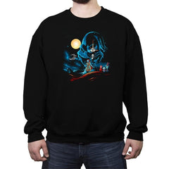 A New Holiday Reprint - Crew Neck Sweatshirt - Crew Neck Sweatshirt - RIPT Apparel