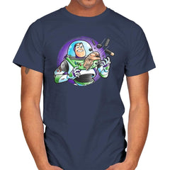 Space Guardian - Mens - T-Shirts - RIPT Apparel