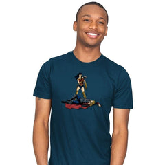 The Godliest of All Time - Mens - T-Shirts - RIPT Apparel