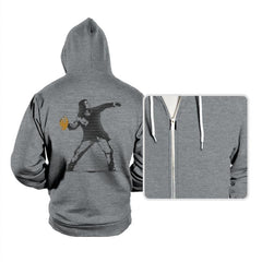 Go Long Mark! - Hoodies - Hoodies - RIPT Apparel