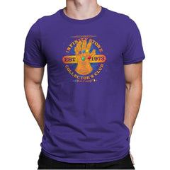 Stone Collector's Club Exclusive - Mens Premium - T-Shirts - RIPT Apparel