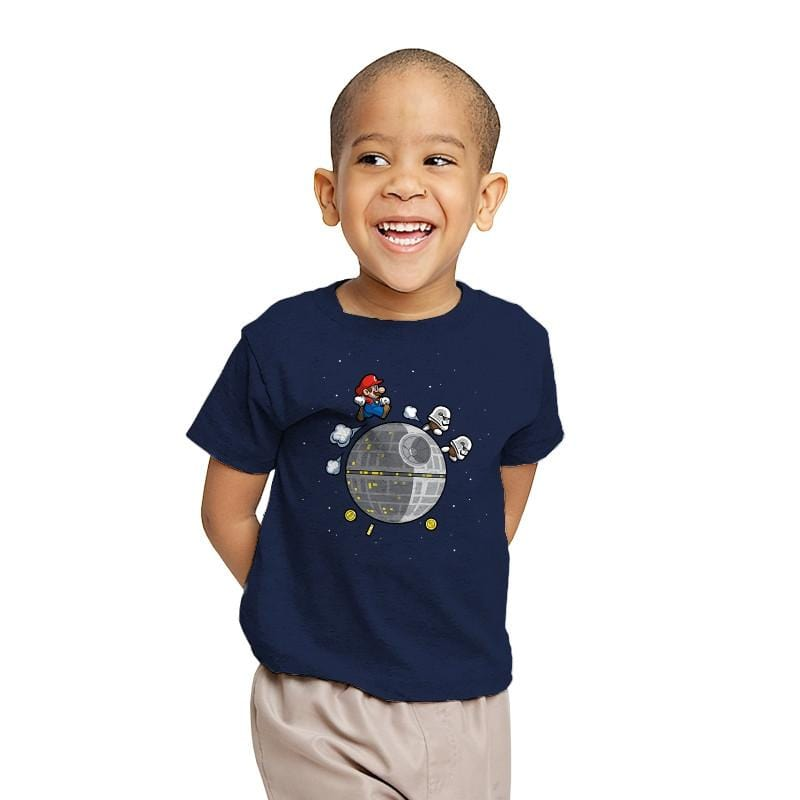 A Galaxy Far Far Away - Youth - T-Shirts - RIPT Apparel