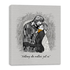 Final Kiss - Canvas Wraps - Canvas Wraps - RIPT Apparel