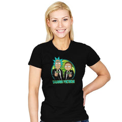 Wubba Fiction - Womens - T-Shirts - RIPT Apparel