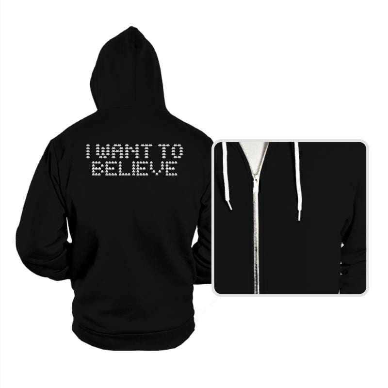 Space Believers - Hoodies - Hoodies - RIPT Apparel