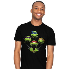 Turtle Rhapsody - Mens - T-Shirts - RIPT Apparel
