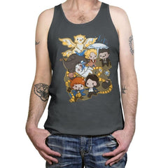 Magic Beasts - Tanktop - Tanktop - RIPT Apparel