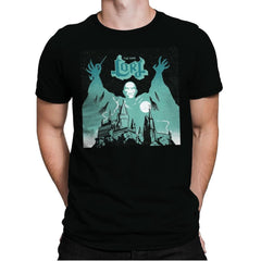 The Dark Lord Rock - Mens Premium - T-Shirts - RIPT Apparel