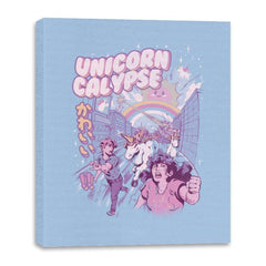 Unicorn Calypse - Canvas Wraps - Canvas Wraps - RIPT Apparel