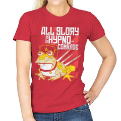 Hypno Comrade Exclusive - Womens - T-Shirts - RIPT Apparel