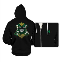 Green Shogun Ranger - Hoodies - Hoodies - RIPT Apparel