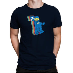 SPACESHIPALICIOUS Exclusive - Brick Tees - Mens Premium - T-Shirts - RIPT Apparel
