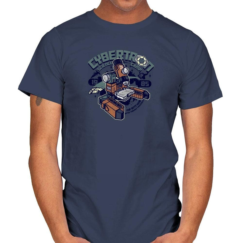 Cybertron Science Camp Exclusive - Mens - T-Shirts - RIPT Apparel