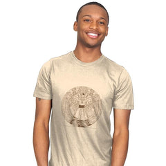 Dr. Vitruvian - Mens - T-Shirts - RIPT Apparel