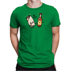 Be my BAErrito - Mens Premium - T-Shirts - RIPT Apparel