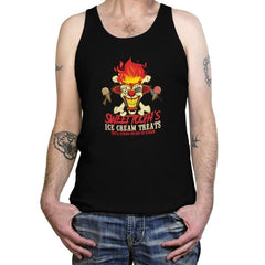 Sweet Tooth's Ice Cream Treats Exclusive - Tanktop - Tanktop - RIPT Apparel