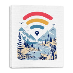 Internet Explorer - Canvas Wraps - Canvas Wraps - RIPT Apparel