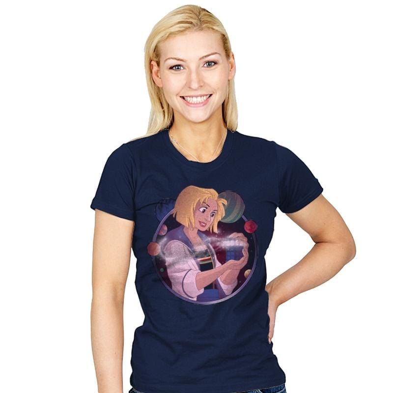 Who's That Girl? - Womens - T-Shirts - RIPT Apparel