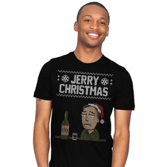 Jerry Christmas! - Mens - T-Shirts - RIPT Apparel