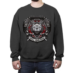 Roll Your Dice - Crew Neck Sweatshirt - Crew Neck Sweatshirt - RIPT Apparel