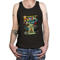 The Uncanny Trainee - Tanktop - Tanktop - RIPT Apparel