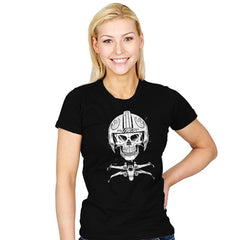 The Jolly Rebel Exclusive - Womens - T-Shirts - RIPT Apparel