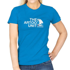 The Artoo Unit Exclusive - Womens - T-Shirts - RIPT Apparel