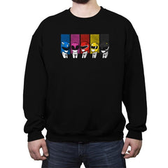 Reservoir Rangers - Crew Neck Sweatshirt - Crew Neck Sweatshirt - RIPT Apparel