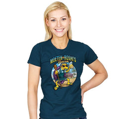 Moeten Roshi's Tavern - Womens - T-Shirts - RIPT Apparel