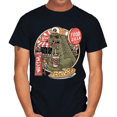 Foodzilla - Mens - T-Shirts - RIPT Apparel