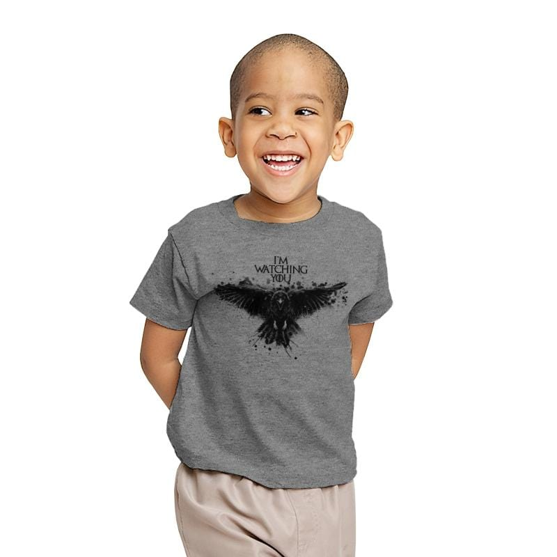 Three eyed raven - Youth - T-Shirts - RIPT Apparel