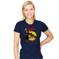 The Amazing Half-Man - Game of Shirts - Womens - T-Shirts - RIPT Apparel