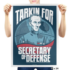 Secretary of Defense Exclusive - Prints - Posters - RIPT Apparel