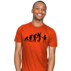 Evolution Hack - Mens - T-Shirts - RIPT Apparel