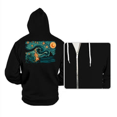 Starry Souls - Hoodies - Hoodies - RIPT Apparel