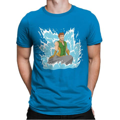 Seven's Mermaid - Mens Premium - T-Shirts - RIPT Apparel