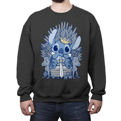 The 626 Throne - Anytime - Crew Neck Sweatshirt - Crew Neck Sweatshirt - RIPT Apparel