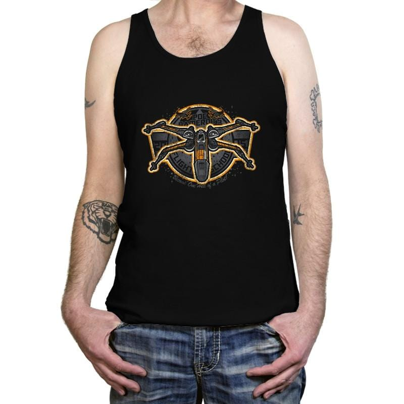 Poe's Flight School Exclusive - Tanktop - Tanktop - RIPT Apparel