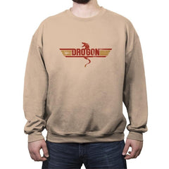 DRO GON - Crew Neck Sweatshirt - Crew Neck Sweatshirt - RIPT Apparel