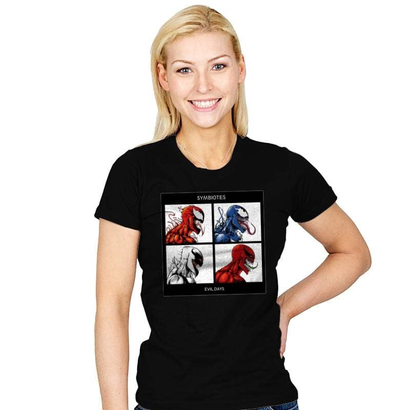 Evil Days Exclusive - Womens - T-Shirts - RIPT Apparel