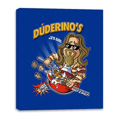 El Duderino's - Canvas Wraps - Canvas Wraps - RIPT Apparel