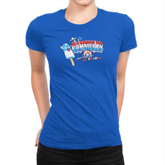 Capsicles Exclusive - Womens Premium - T-Shirts - RIPT Apparel