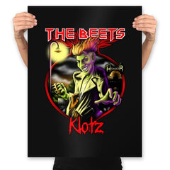 Klotz - Prints - Posters - RIPT Apparel