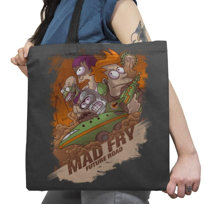Mad Fry Exclusive - Tote Bag - Tote Bag - RIPT Apparel
