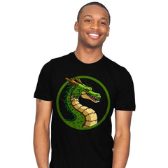 Immortal Shenron - Mens - T-Shirts - RIPT Apparel