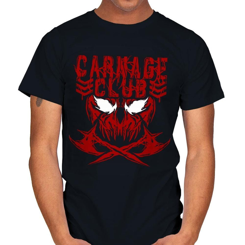 CARNAGE CLUB Exclusive - Mens - T-Shirts - RIPT Apparel