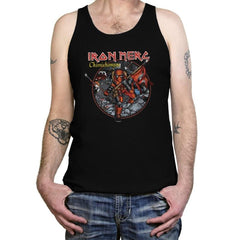 Iron Merc Exclusive - Tanktop - Tanktop - RIPT Apparel