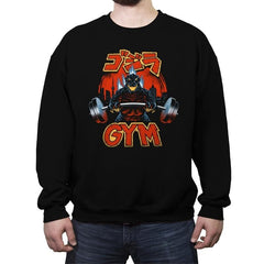 Zilla Gym - Crew Neck Sweatshirt - Crew Neck Sweatshirt - RIPT Apparel
