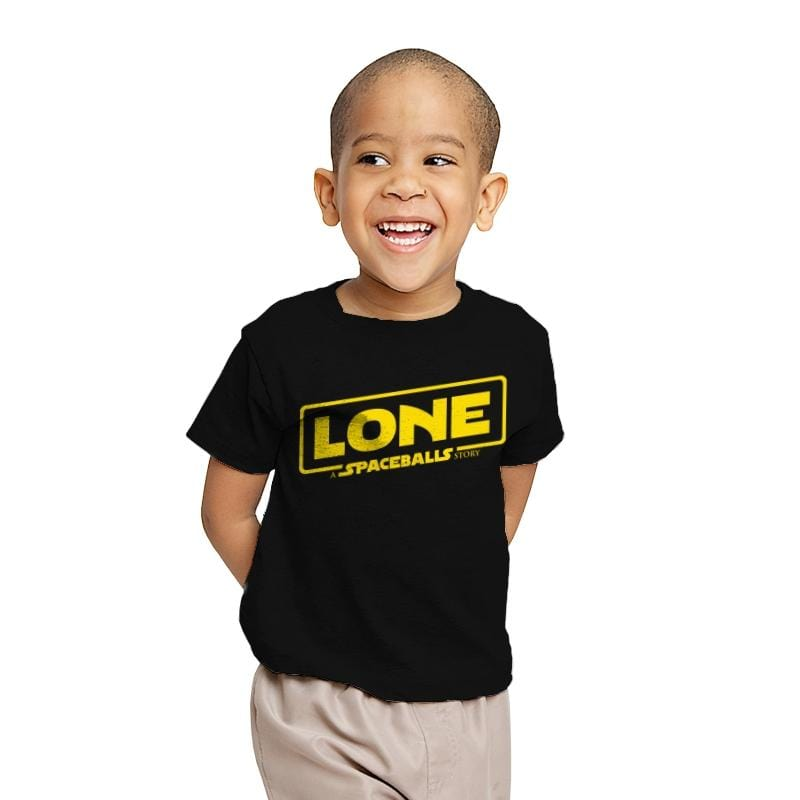 Lone - A Spaceball Story - Youth - T-Shirts - RIPT Apparel